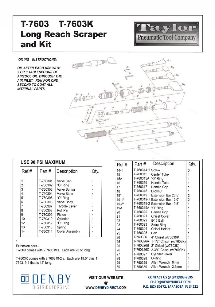 T-7603, K