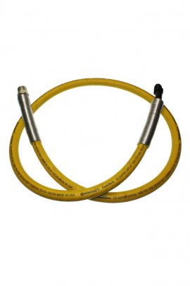 Hercules (1,000 PSI) Hose Whip Assemblies