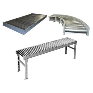 Gravity Roller Conveyor Cat Pic