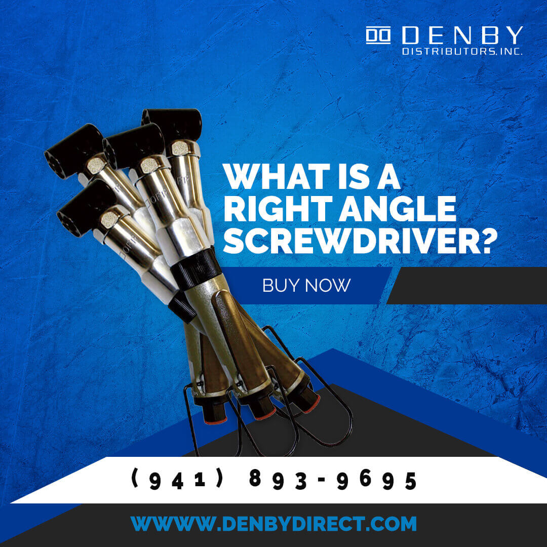 What Is a Right Angle Screwdriver?
