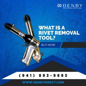 rivet removal tool