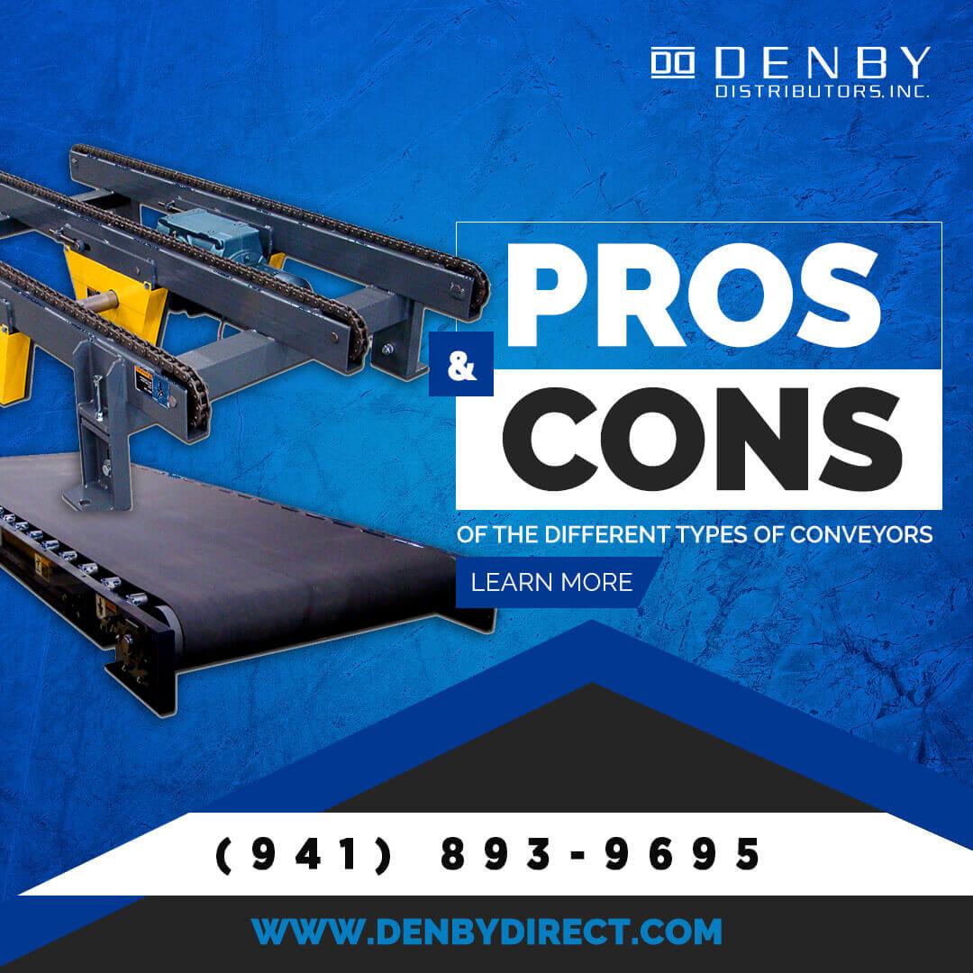 types of conveyor