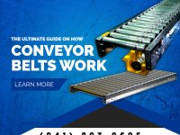 The Ultimate Guide on How Conveyor Belts Work