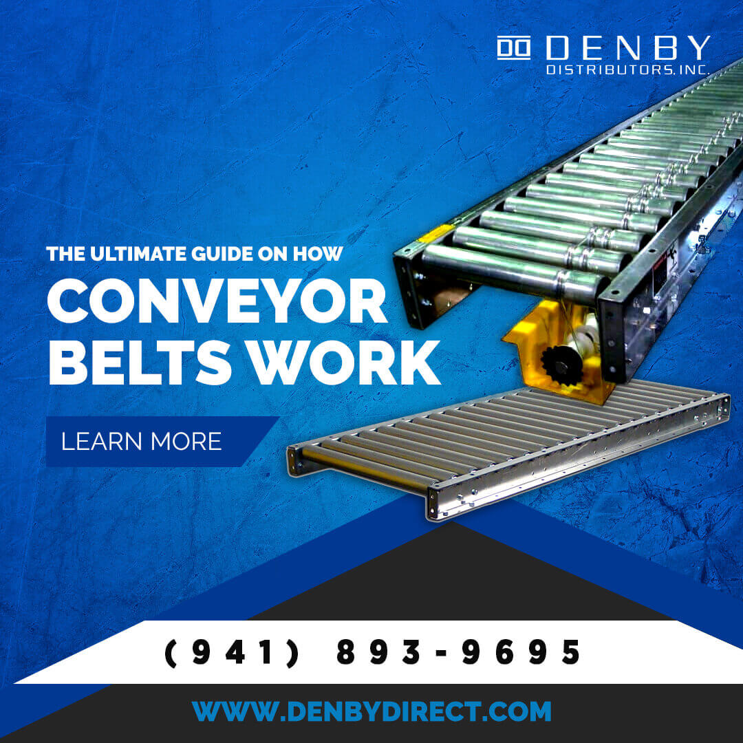 how conveyor belts work