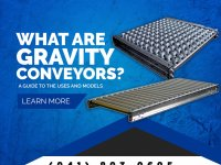 What Are Gravity Conveyors?: A Guide to the Uses and Models