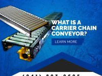 What Is a Carrier Chain Conveyor? All You Need to Know
