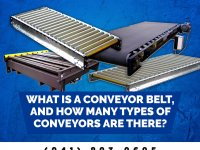 What Is a Conveyor Belt, and How Many Types of Conveyors Are There?