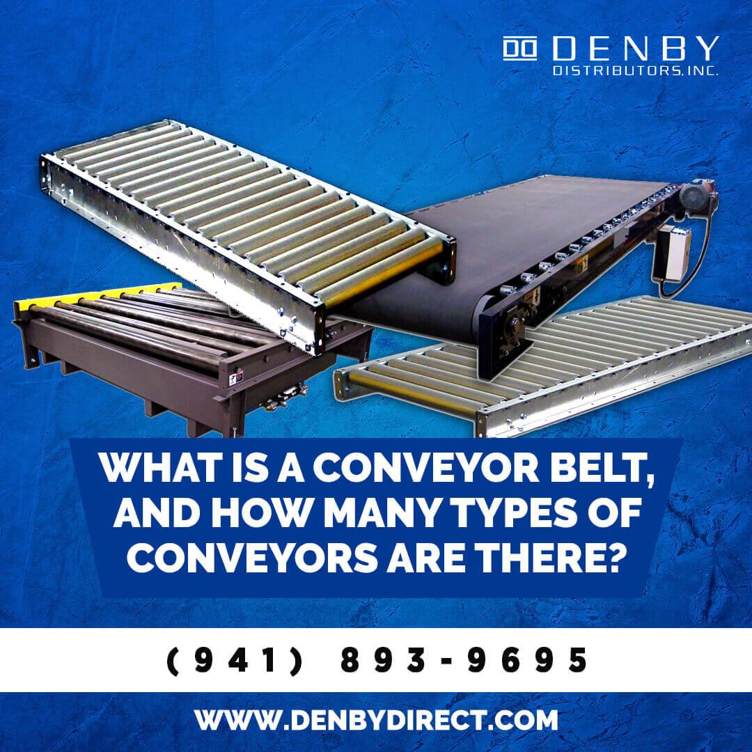 what is a conveyor belt?